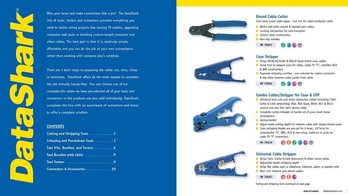 Data Shark Tools Catalog