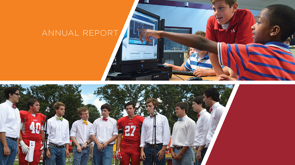St. Christopher's Annual Report 2015