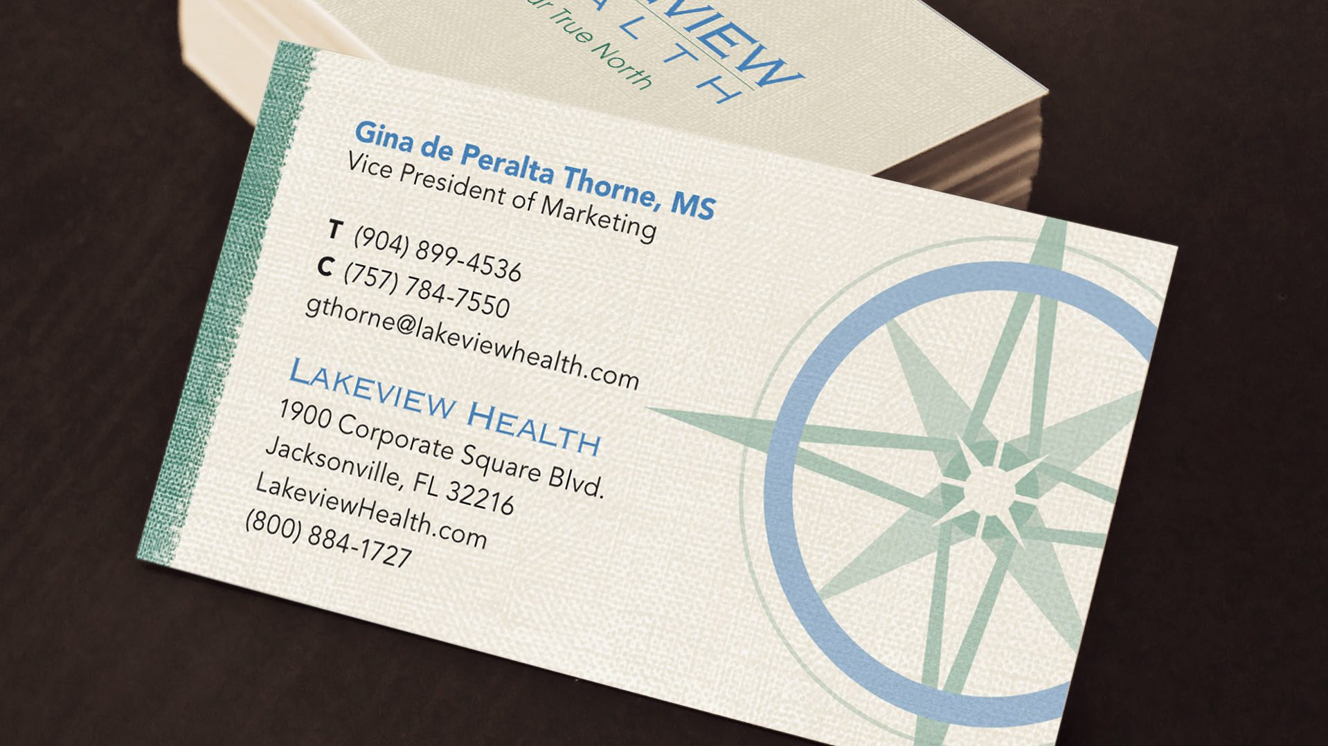 Lakeview Health Corporate ID
